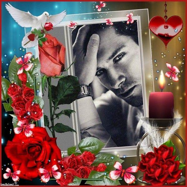 Il attend la femme a qui offrir cette rose for Offrir rose